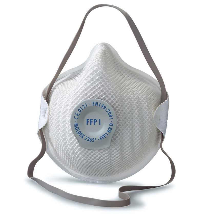MOLDEX Classic mask protection against dust, mist and fumes