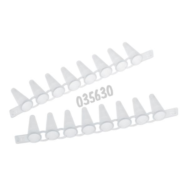 Reference 033515 Eppendorf 0 2 Ml Individual Pcr Tubes