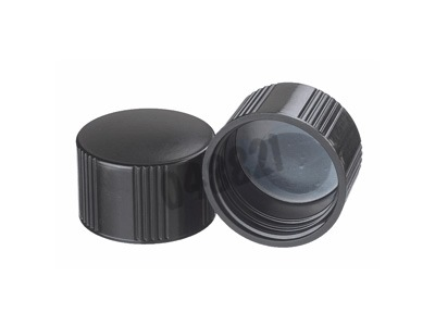 Wheaton 220283 Reagent Bottle Case of 6 500mL With 33-430 Solid Polypropylene PTFE Lined Screw Cap 88mm x 190mm