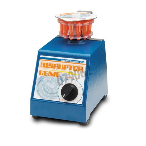 Disruptor Genie vortex - Vortex mixers - Equipment - Kisker