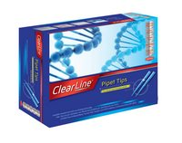 ClearLine® Filter tips, sterile, racked, lift-off lid