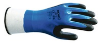 SHOWA Insulated nitrile foam grip gloves