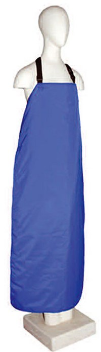 Low temperature protection apron