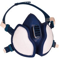 3M half masks, 4000 series