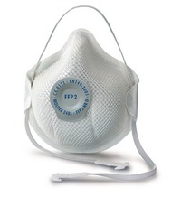 MOLDEX Masks protection against dust, mist and fumes - Smart Series