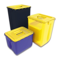 Medical waste containers 30 L, 50 L and 60 L