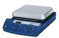 C-MAG IKA magnetic hot plate stirrers 5, 10 and 15 litres