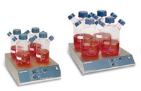 Techne magnetic stirrers and flasks for cell culture