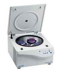 Eppendorf versatile 5810 series centrifuge for benchtop