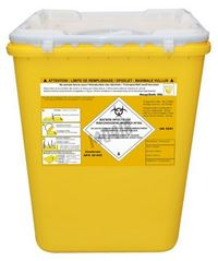 Hospisafe PP Waste container - 50 L