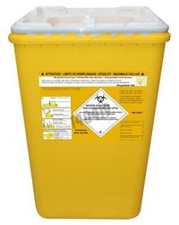 Hospisafe PP Waste container - 60 L